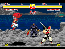 Samurai Shodown on Genesis