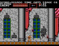 Castlevania on NES